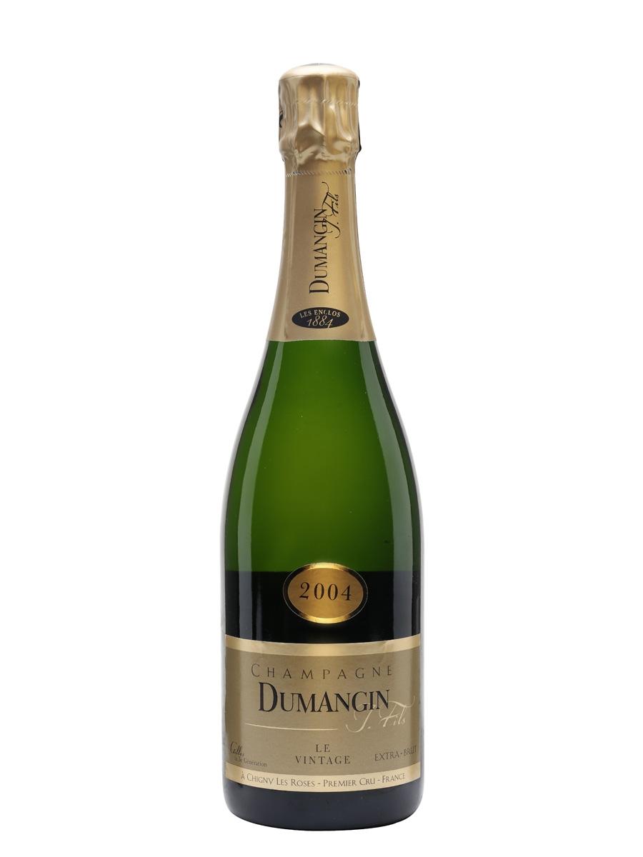 Champagne Dumangin J Fils 2004