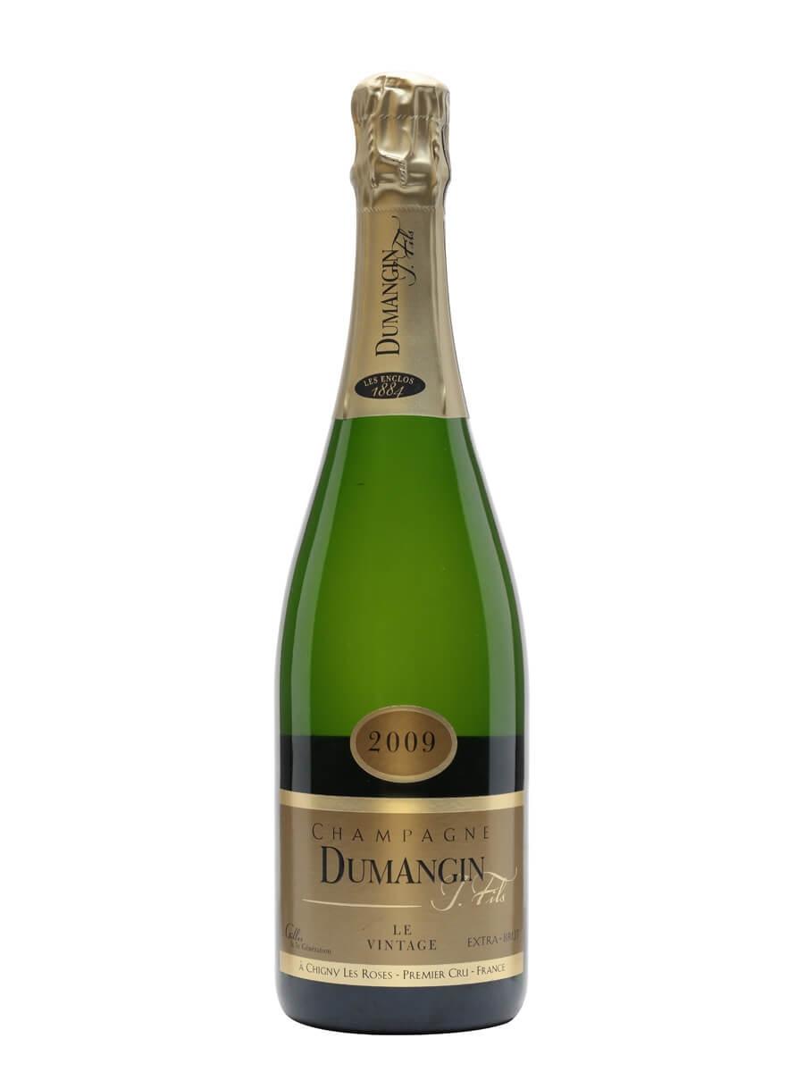 Champagne Dumangin J Fils 2009