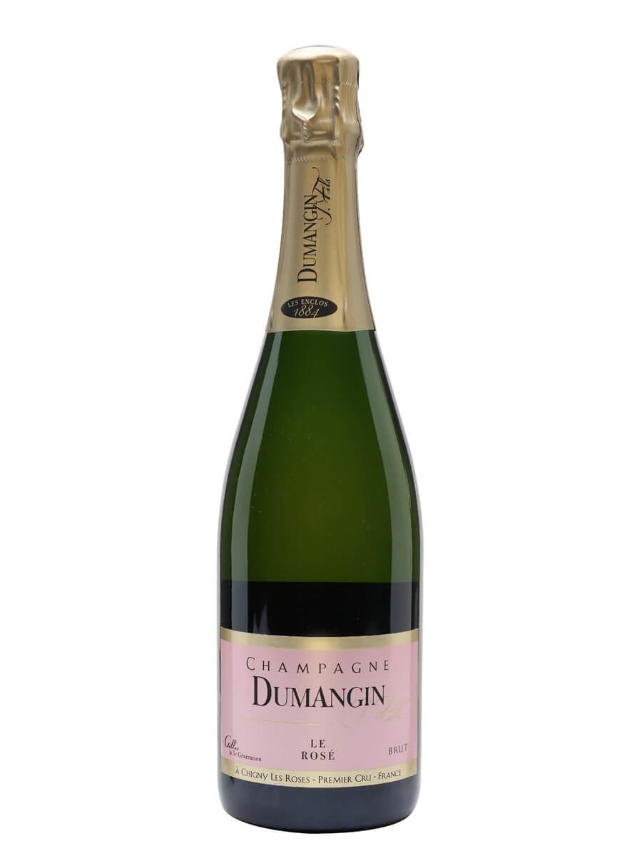 Champagne Dumangin J Fils Rose NV