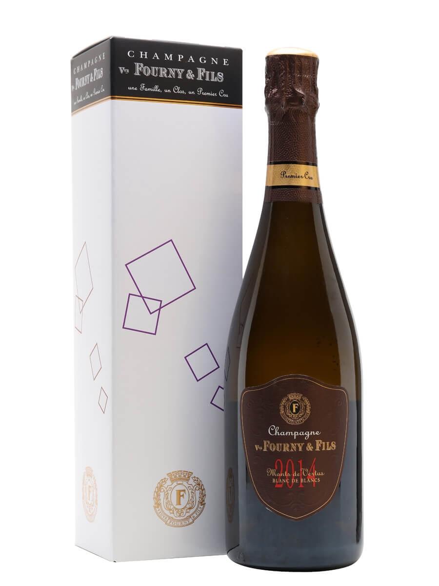 Veuve Fourny et Fils Vertus 1er Cru 2014 Champagne