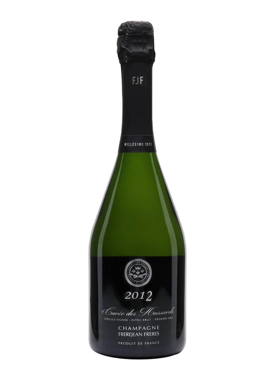 Frerejean Freres La Cuvee des Hussards 2012 Champagne
