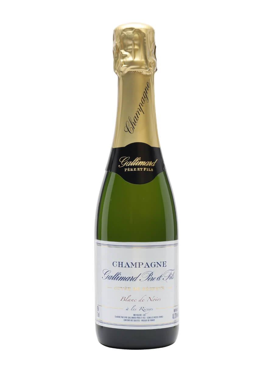 Gallimard Les Riceys Cuvee Reserve Champagne / Half Bottle