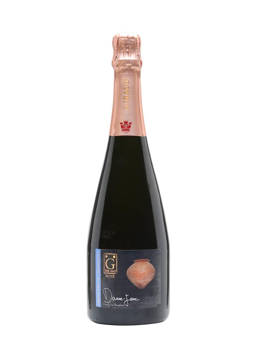 Henri Giraud Dame-Jane Rose Champagne
