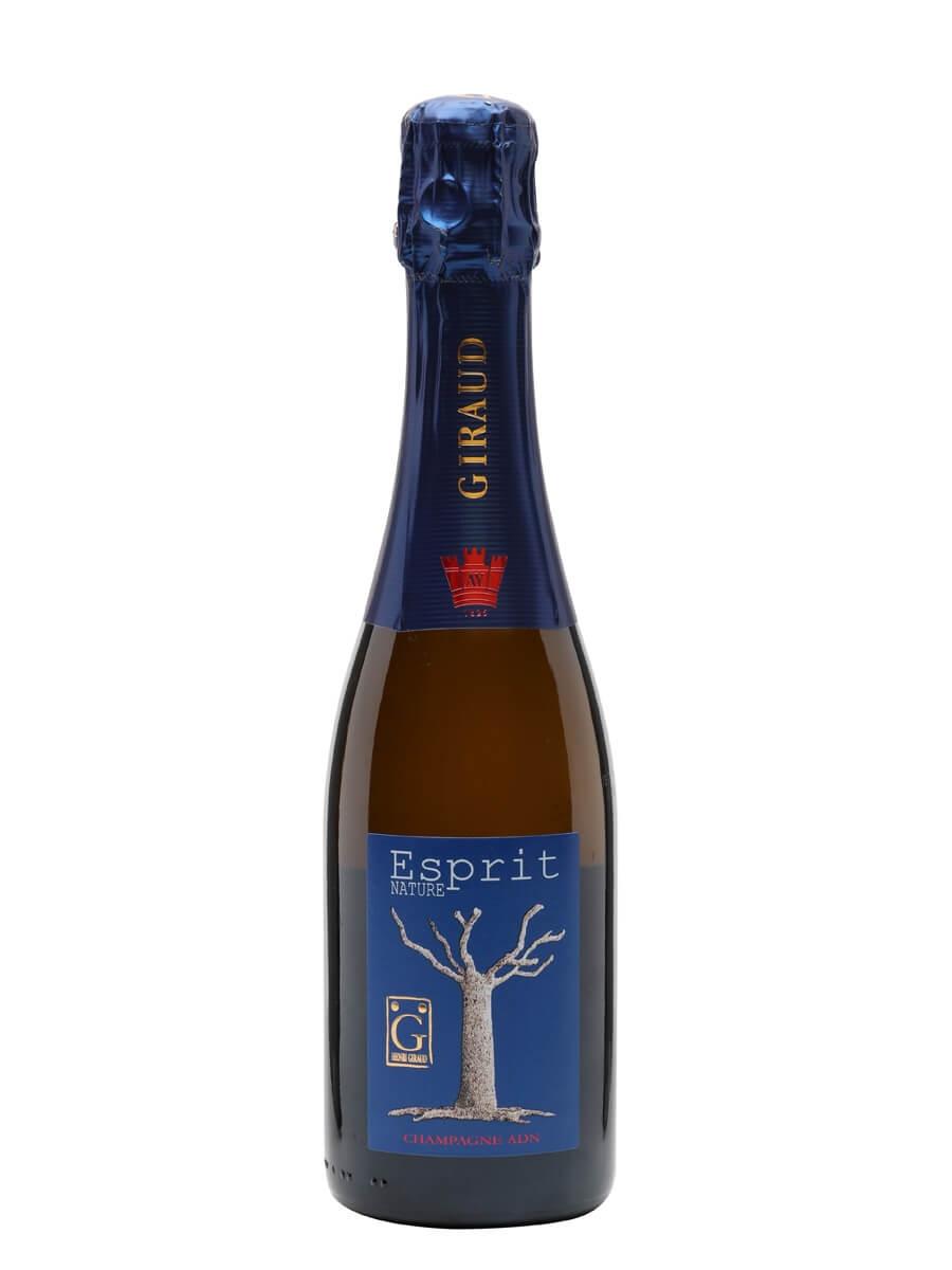 Henri Giraud Esprit Nature Champagne / Half Bottle