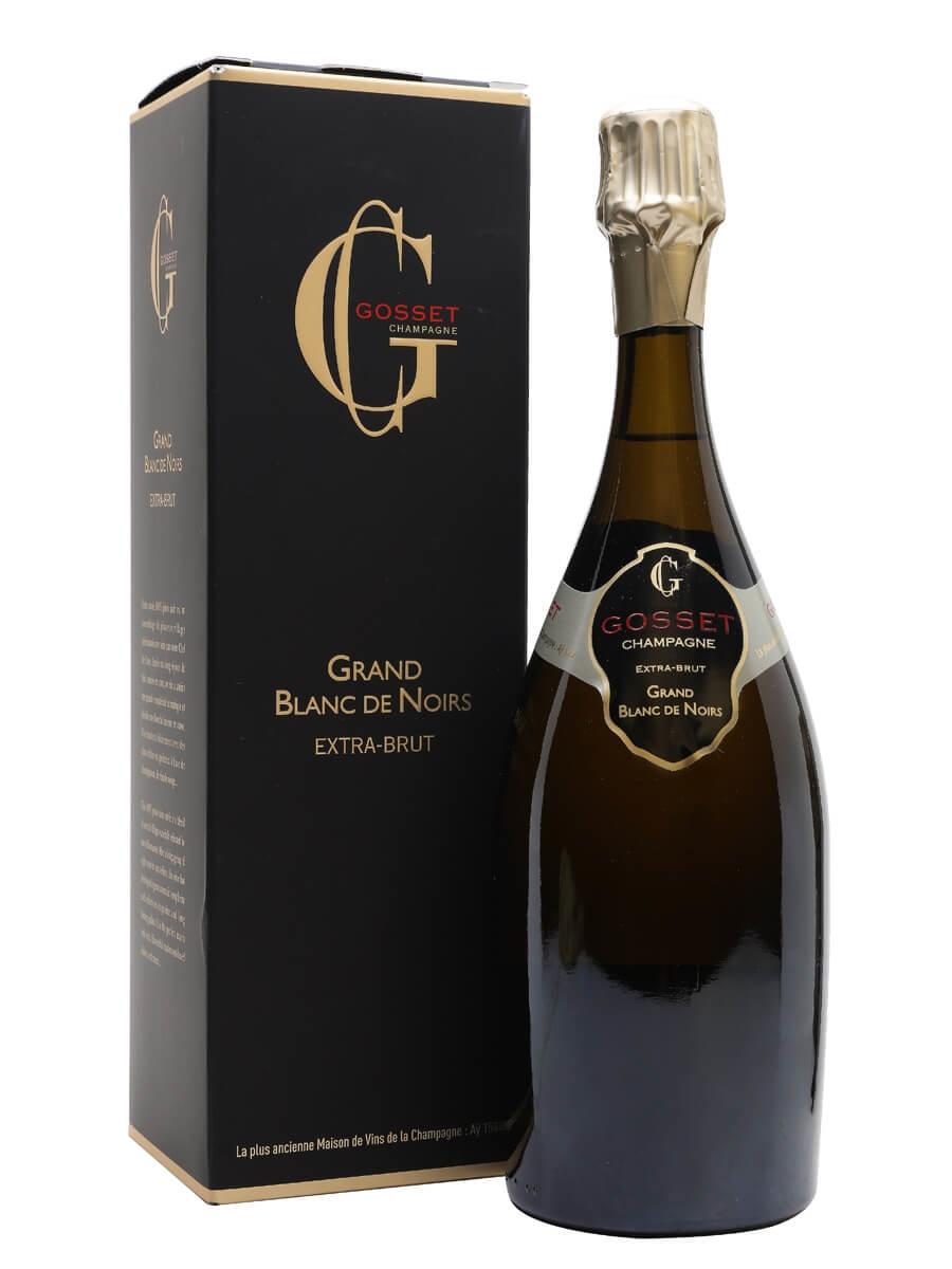 Gosset Grand Blanc de Noirs Champagne
