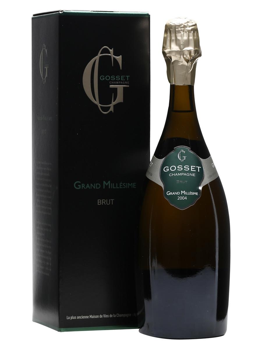 Gosset Grand Millesime Brut 2004 Champagne