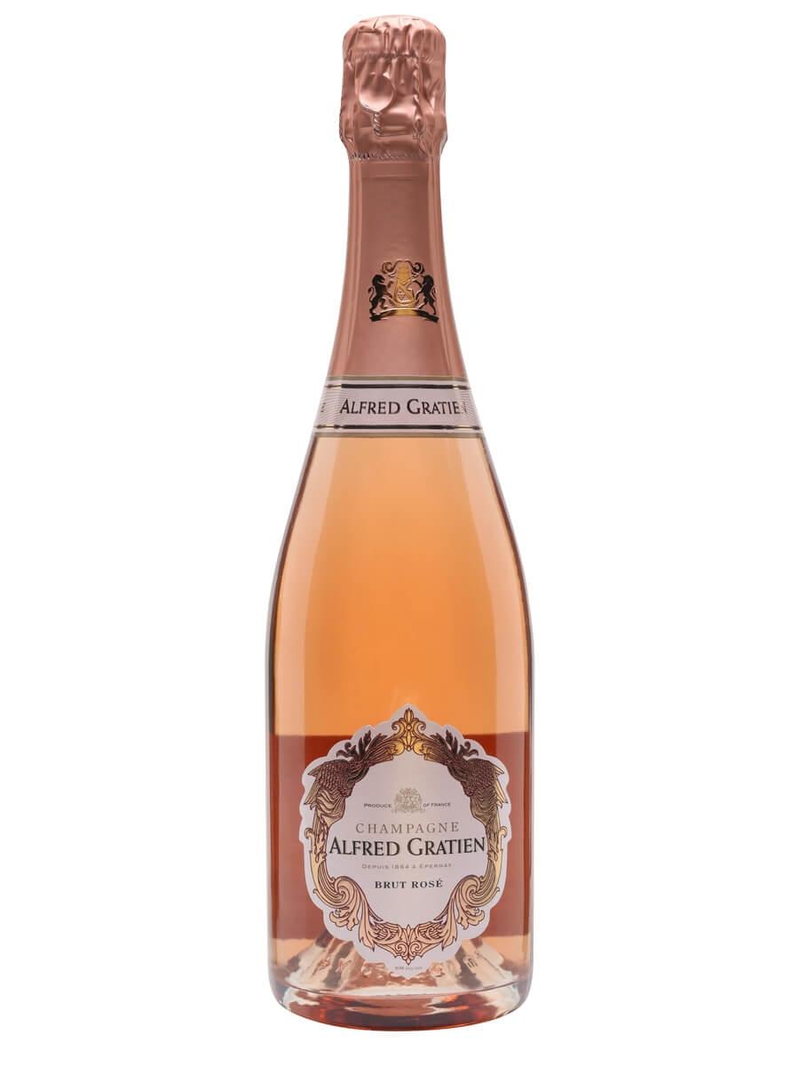 Alfred Gratien Brut Rose NV Champagne