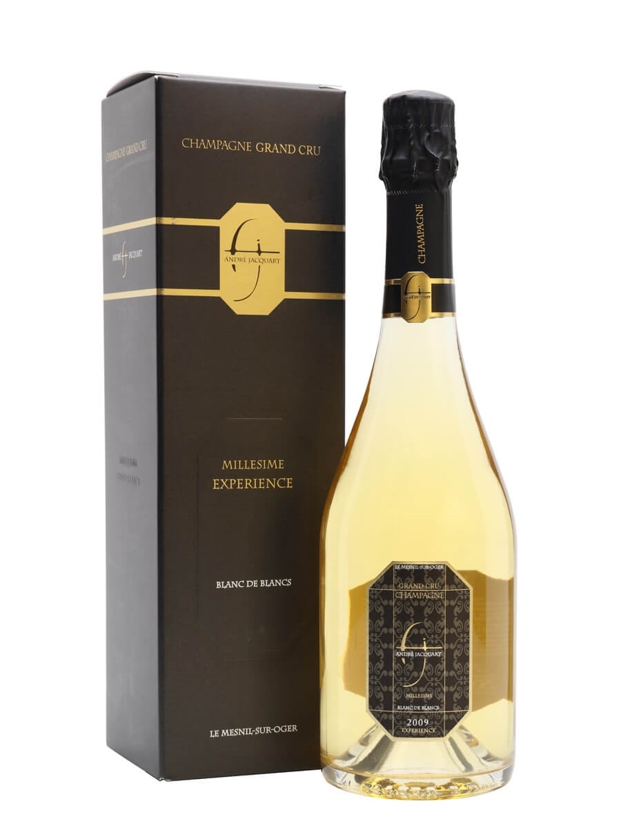 Andre Jacquart Le Mesnil Grand Cru Blanc de Blancs 2009 Champagne