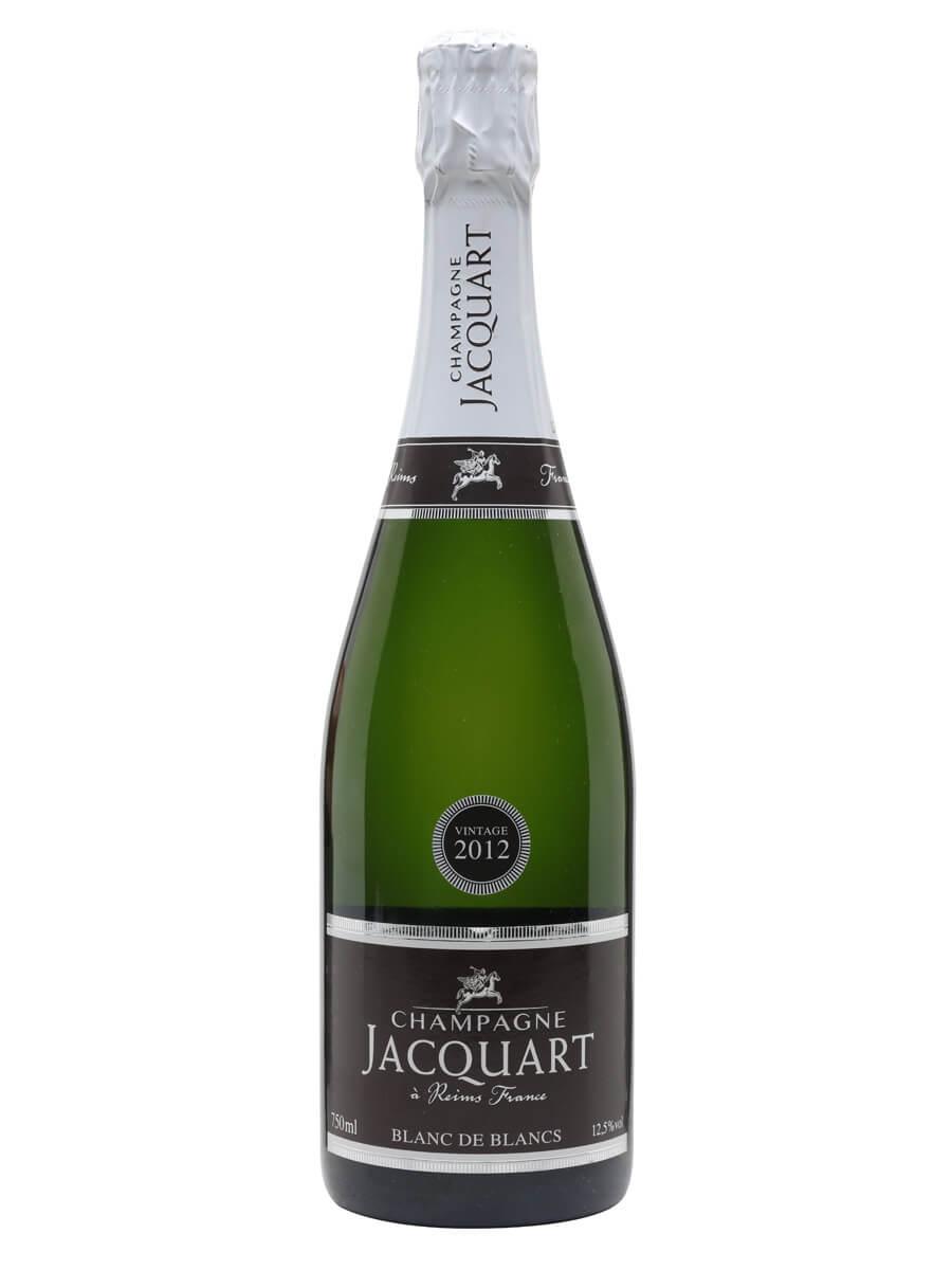 Jacquart Blanc de Blancs 2012 Champagne