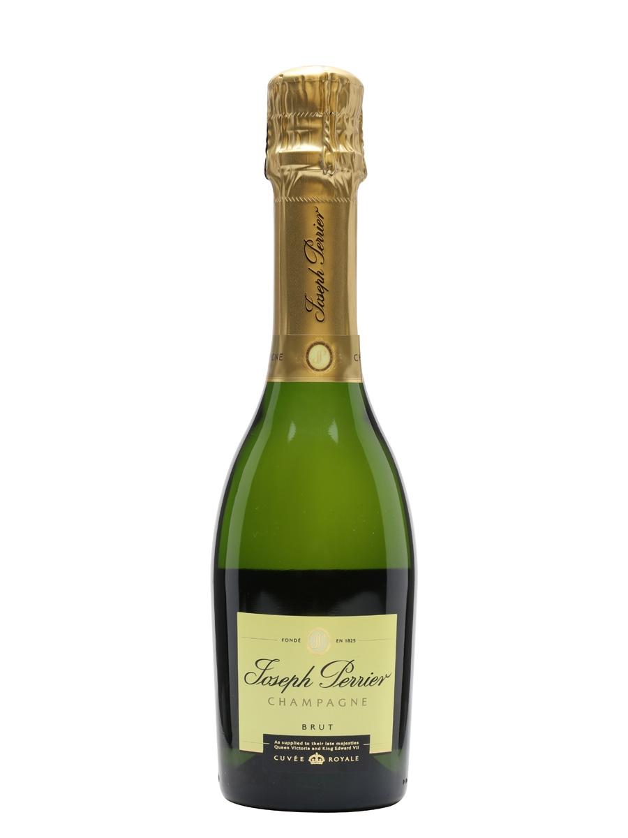 Joseph Perrier Cuvee Royal Brut NV Champagne / Half Bottle