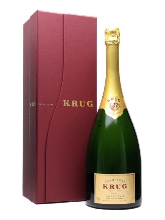 Krug Grande Cuvee Champagne / Magnum