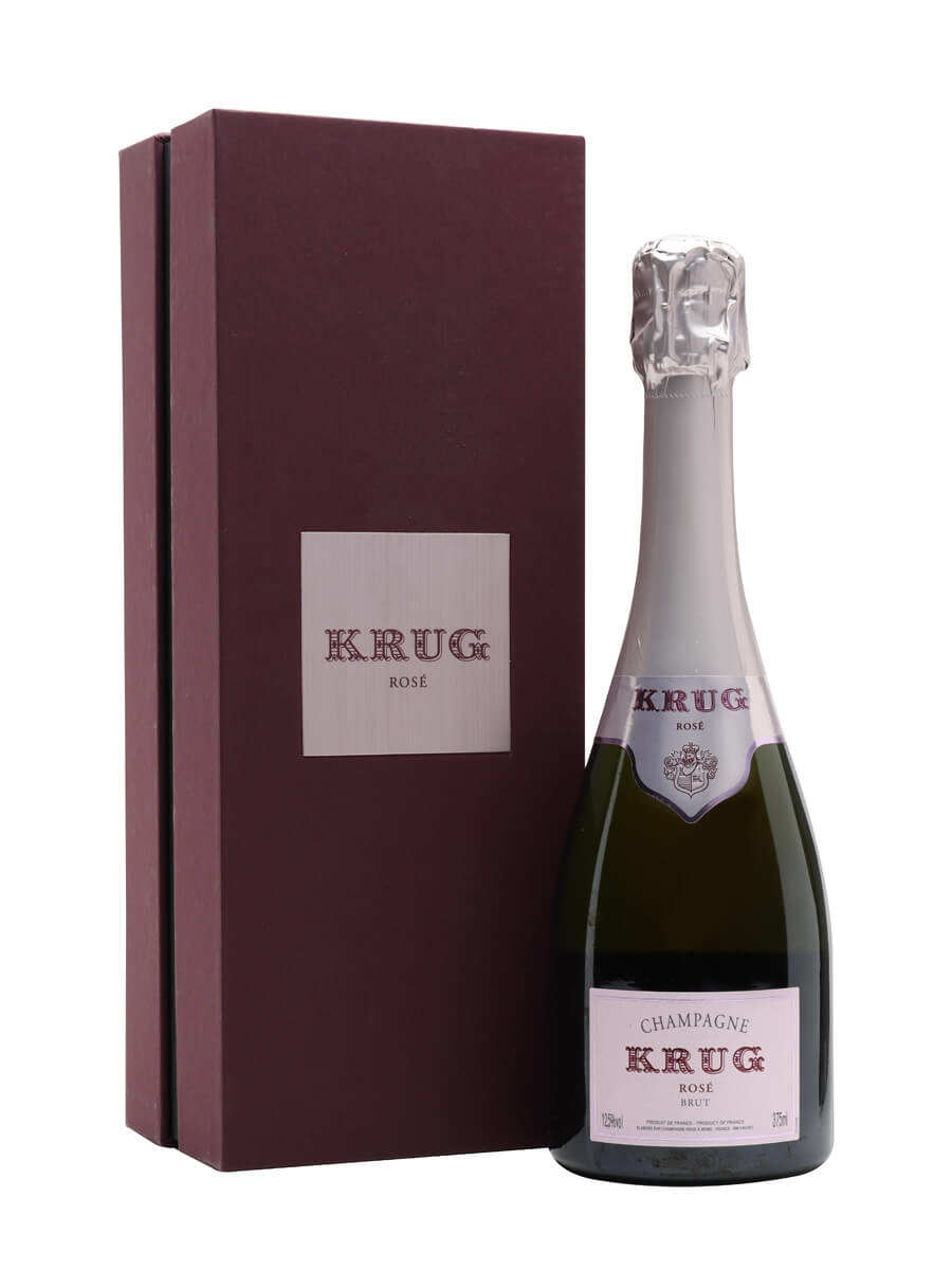 Krug Rosé NV Champagne / Half Bottle