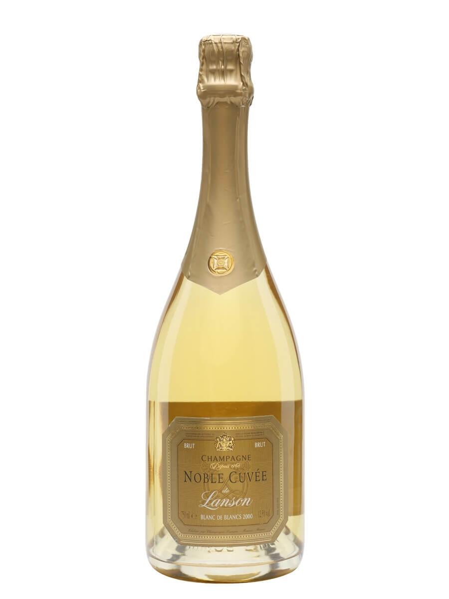 Lanson Noble Cuvée Blanc de Blancs 2000 Champagne