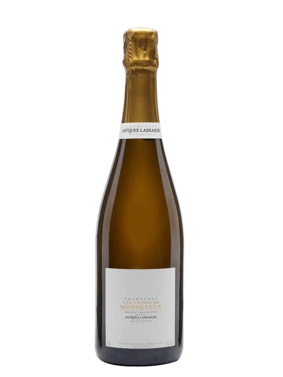 Jacques Lassaigne Les Vignes de Montgueux BdB Champagne