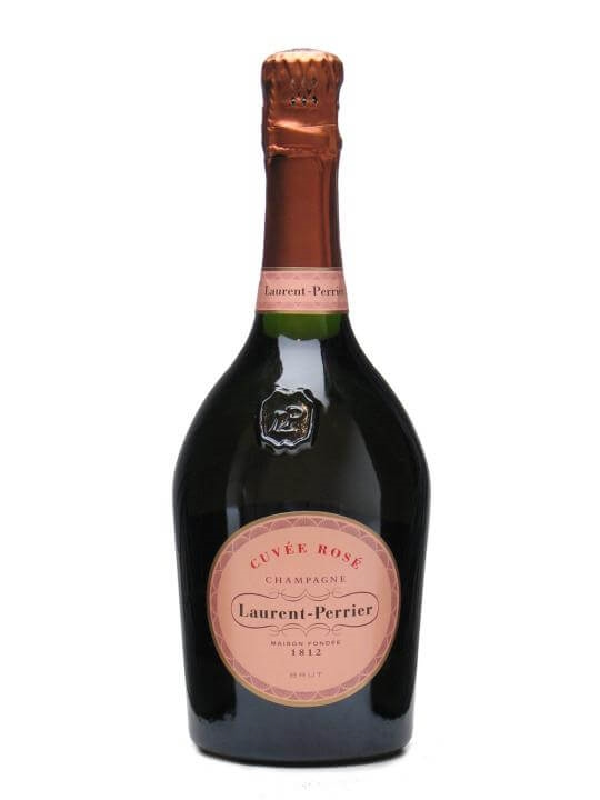 Laurent-Perrier Rose NV Champagne