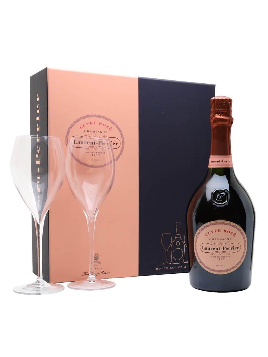 laurent-perrier rose champagne