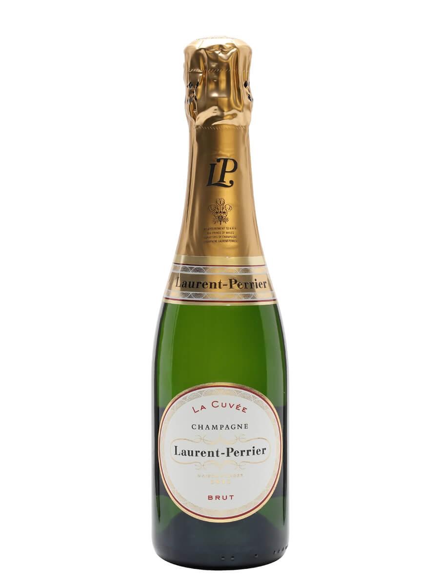 Laurent-Perrier La Cuvee Brut NV Champagne / Half Bottle