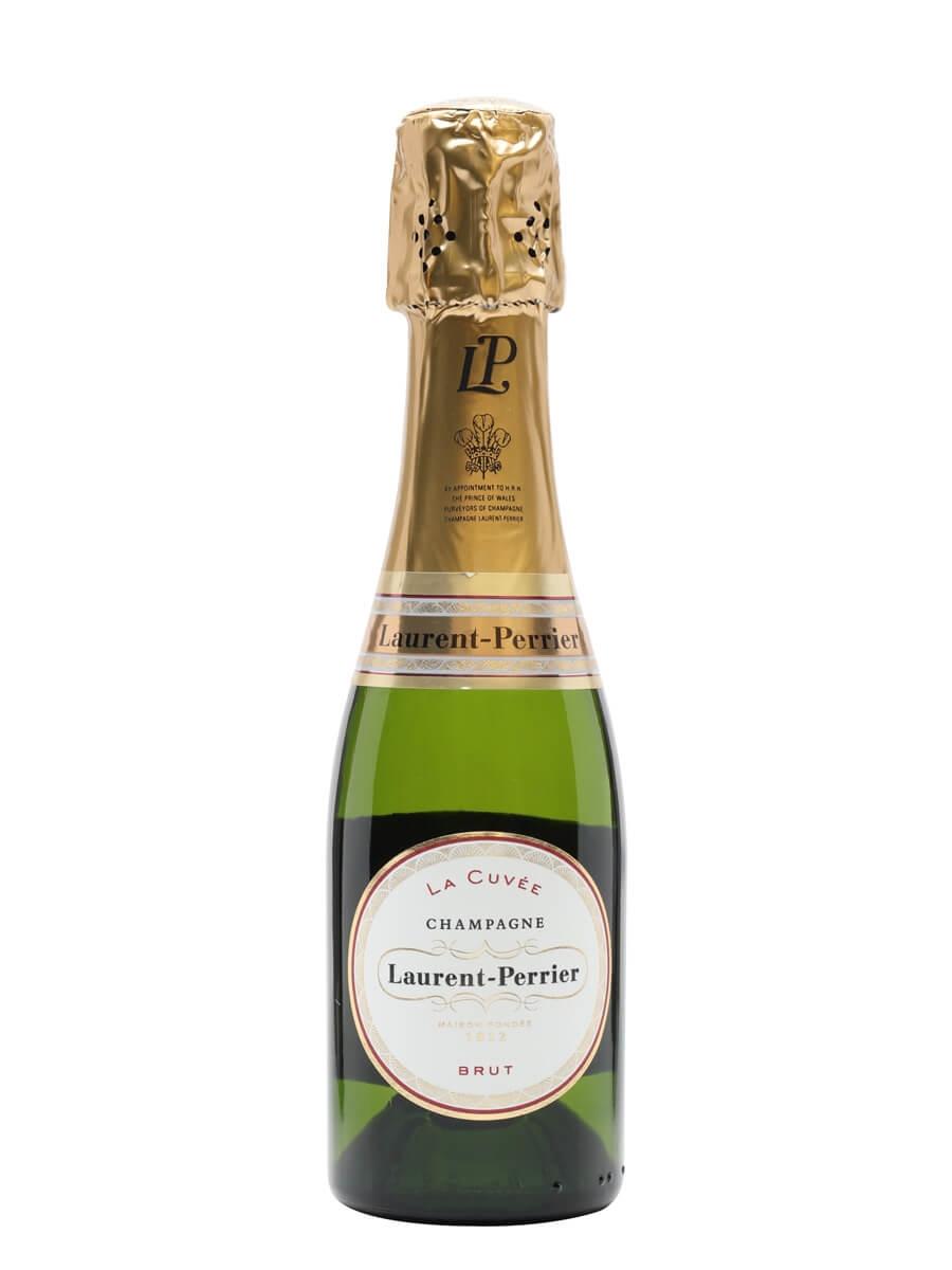Laurent-Perrier La Cuvee Brut NV Champagne / Small Bottle