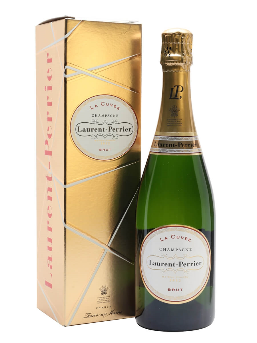 Laurent Perrier La Cuvee Brut Nv Champagne The Whisky