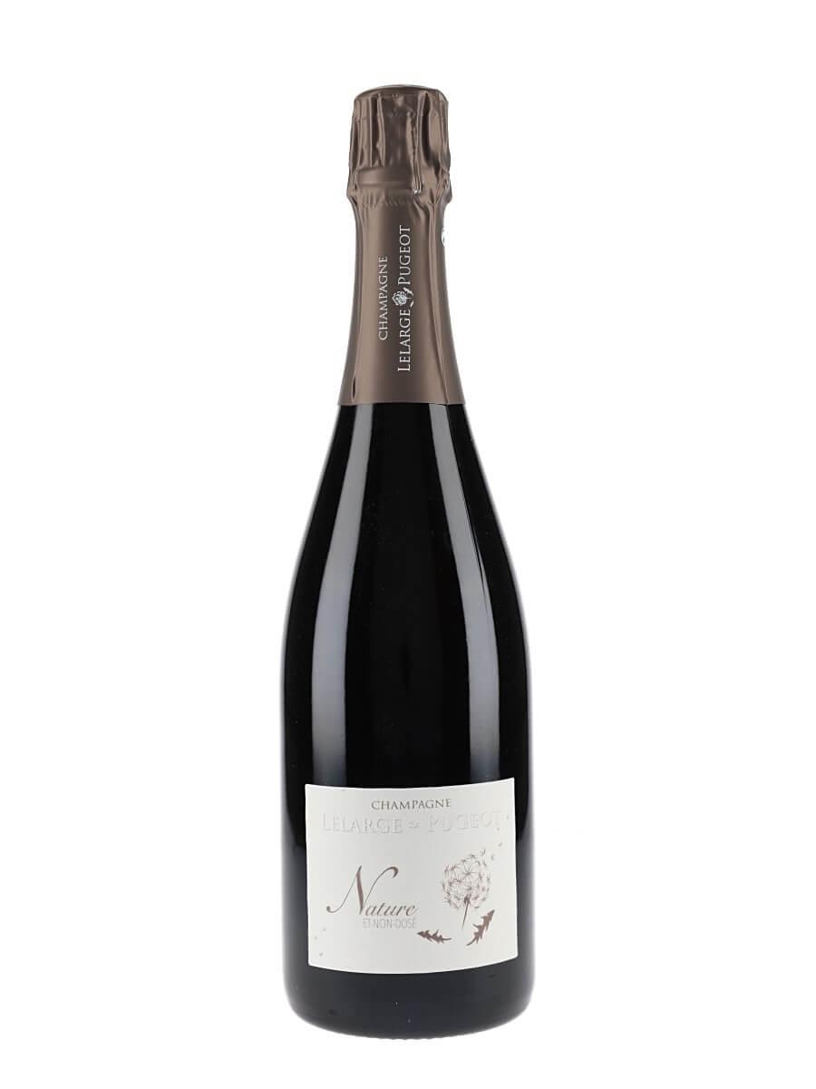 Lelarge-Pugeot Nature et Non Dose Champagne