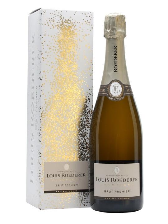 Louis Roederer Brut Premier NV Champagne / Gift Box