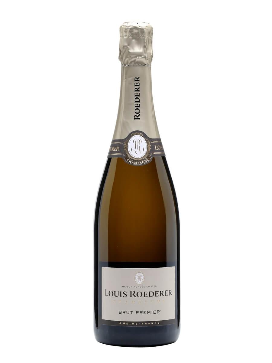 louis roederer brut premier nv champagne the whisky exchange. Black Bedroom Furniture Sets. Home Design Ideas