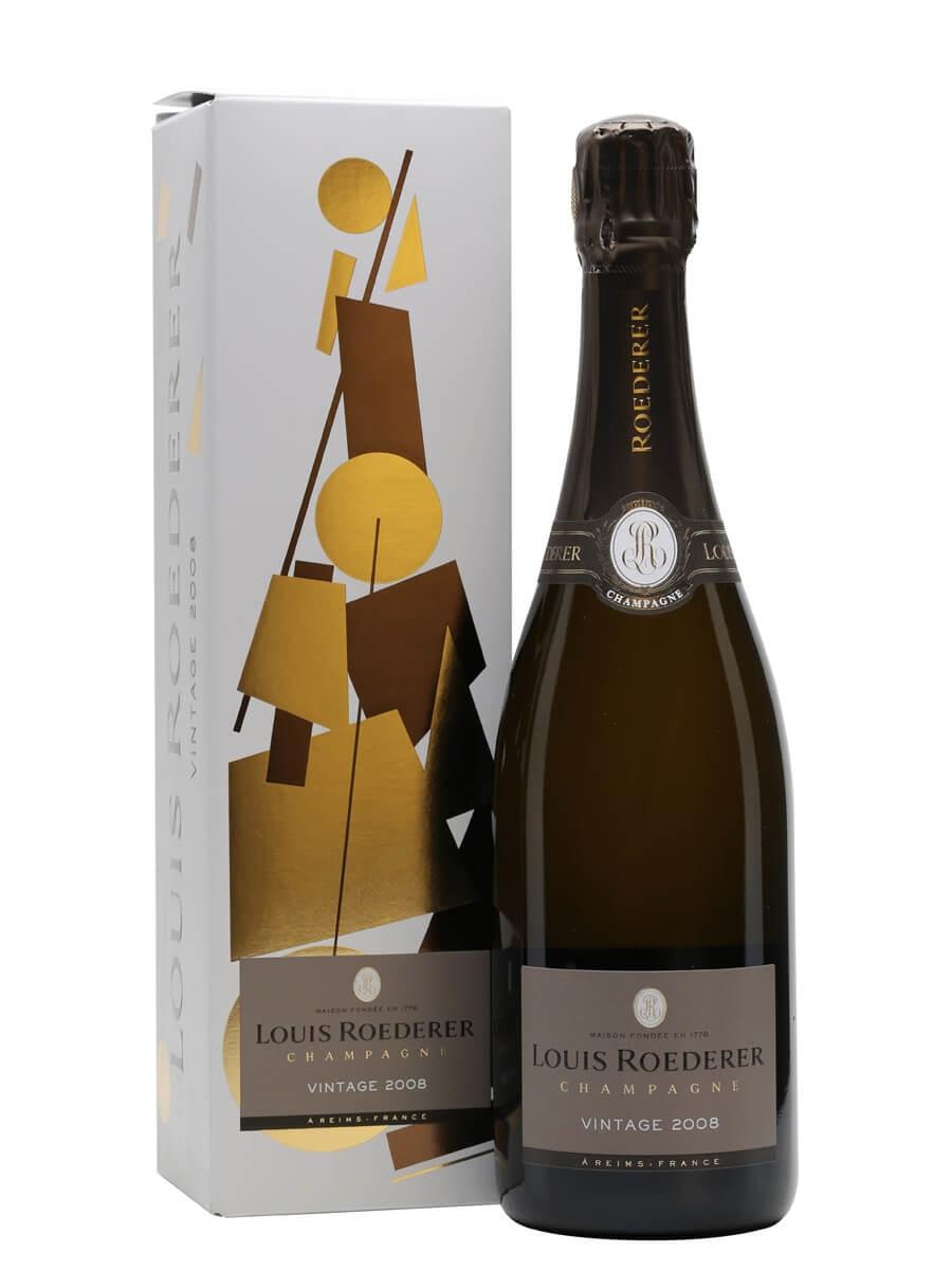 Champagne Roederer 2008 Champagnes, Vins Mousseux
