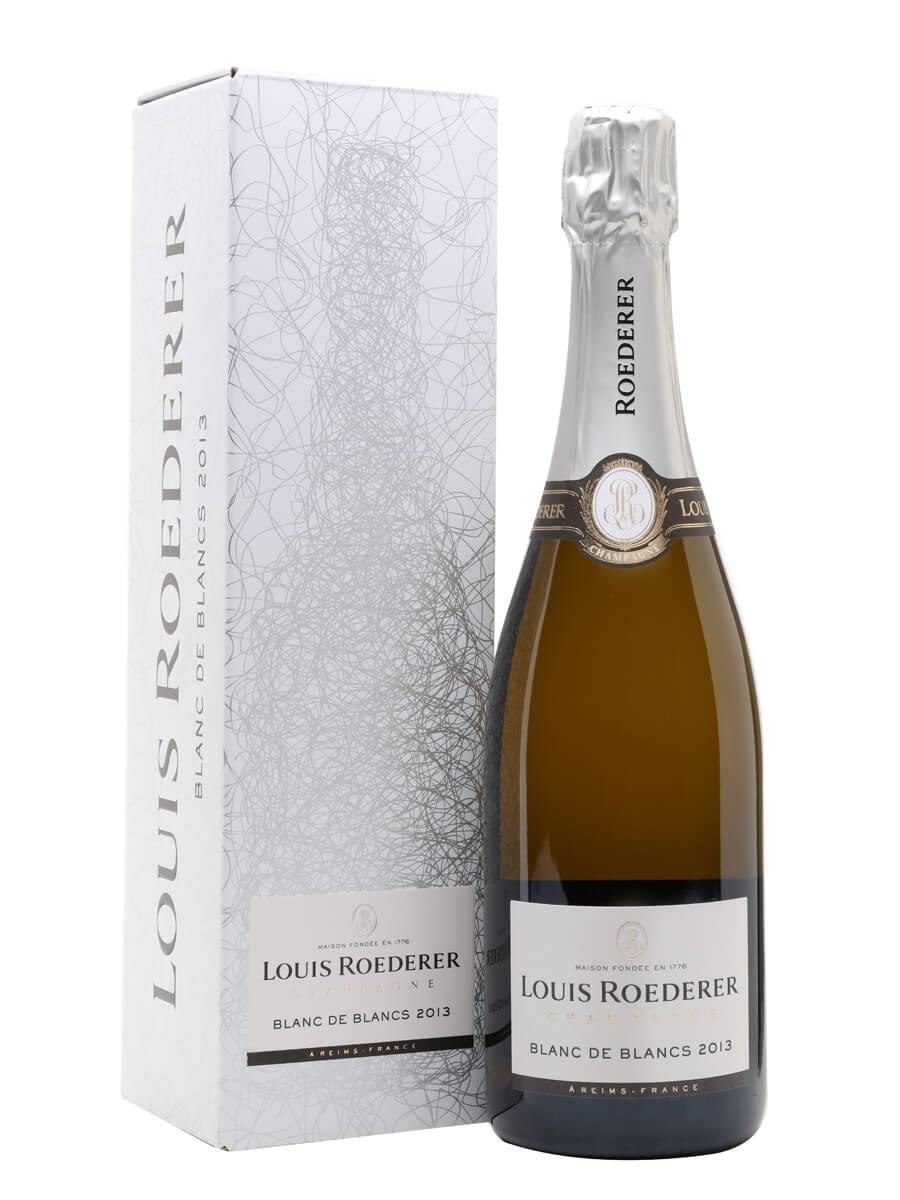 Louis Roederer 2013 Blanc de Blancs Champagne