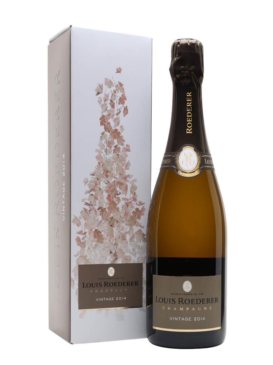Louis Roederer 2014 Vintage Champagne