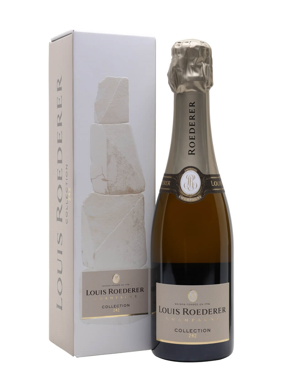 Louis Roederer Collection 242 Champagne / Half Bottle