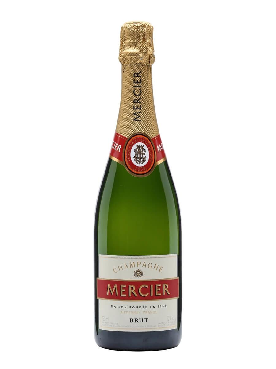 Folkekære Mercier Brut NV Champagne : The Whisky Exchange RH-94