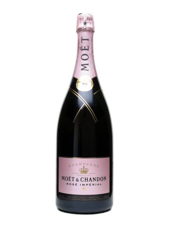Moet Chandon Rose Imperial Nv Champagne