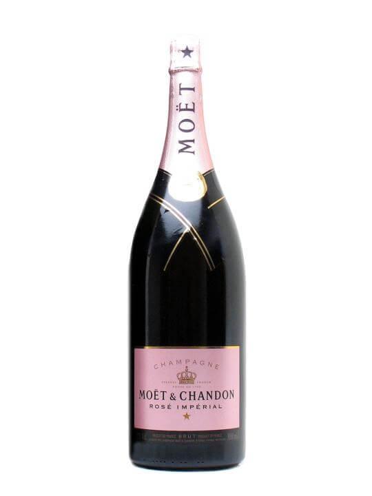 Moet & Chandon Rose NV Champagne / Jeroboam