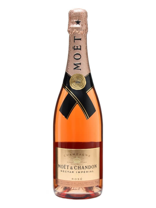 moet chandon nectar imperial rose champagne the whisky exchange. Black Bedroom Furniture Sets. Home Design Ideas