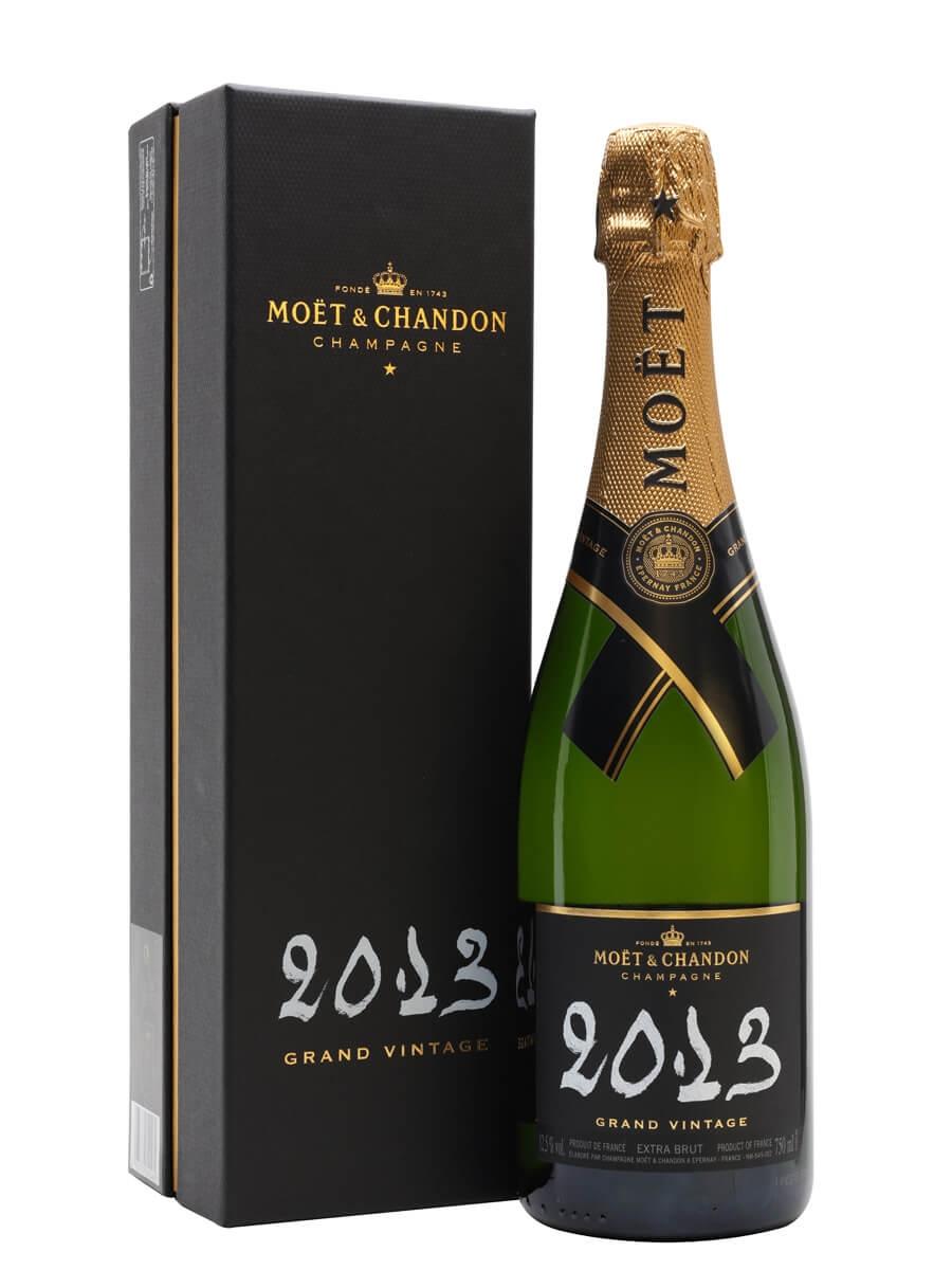 Moët & Chandon 2013 Vintage Champagne