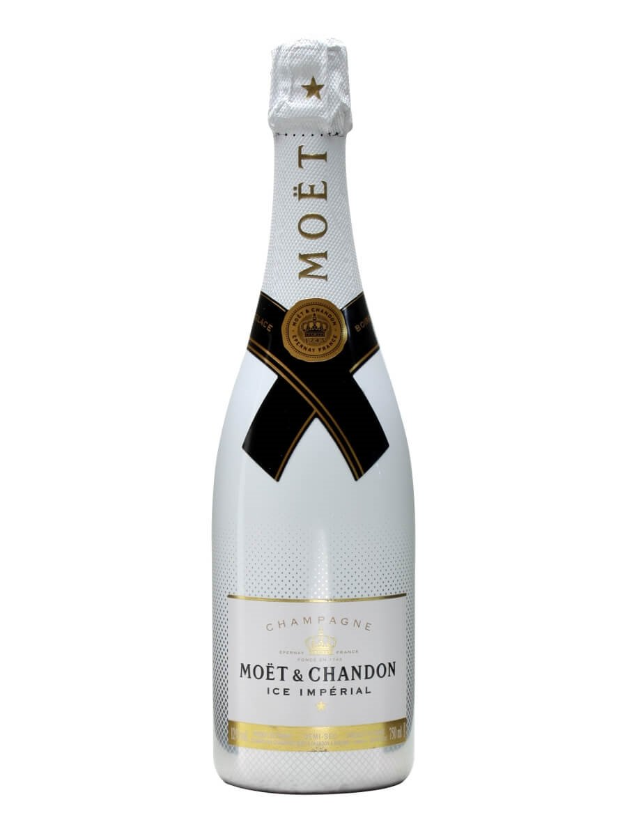 Image result for Moet & Chandon Ice Imperial Champagne
