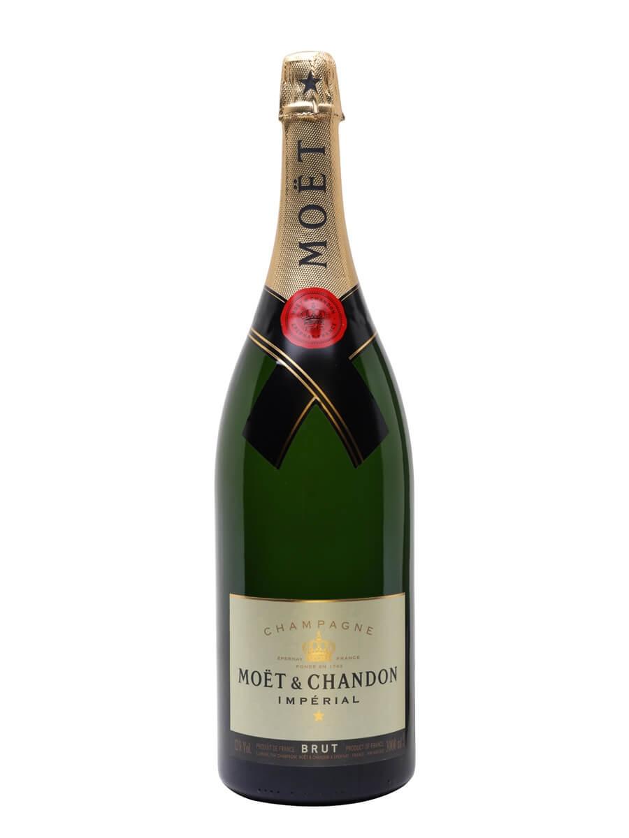 Moet & Chandon Brut Imperial NV Champagne / Jeroboam