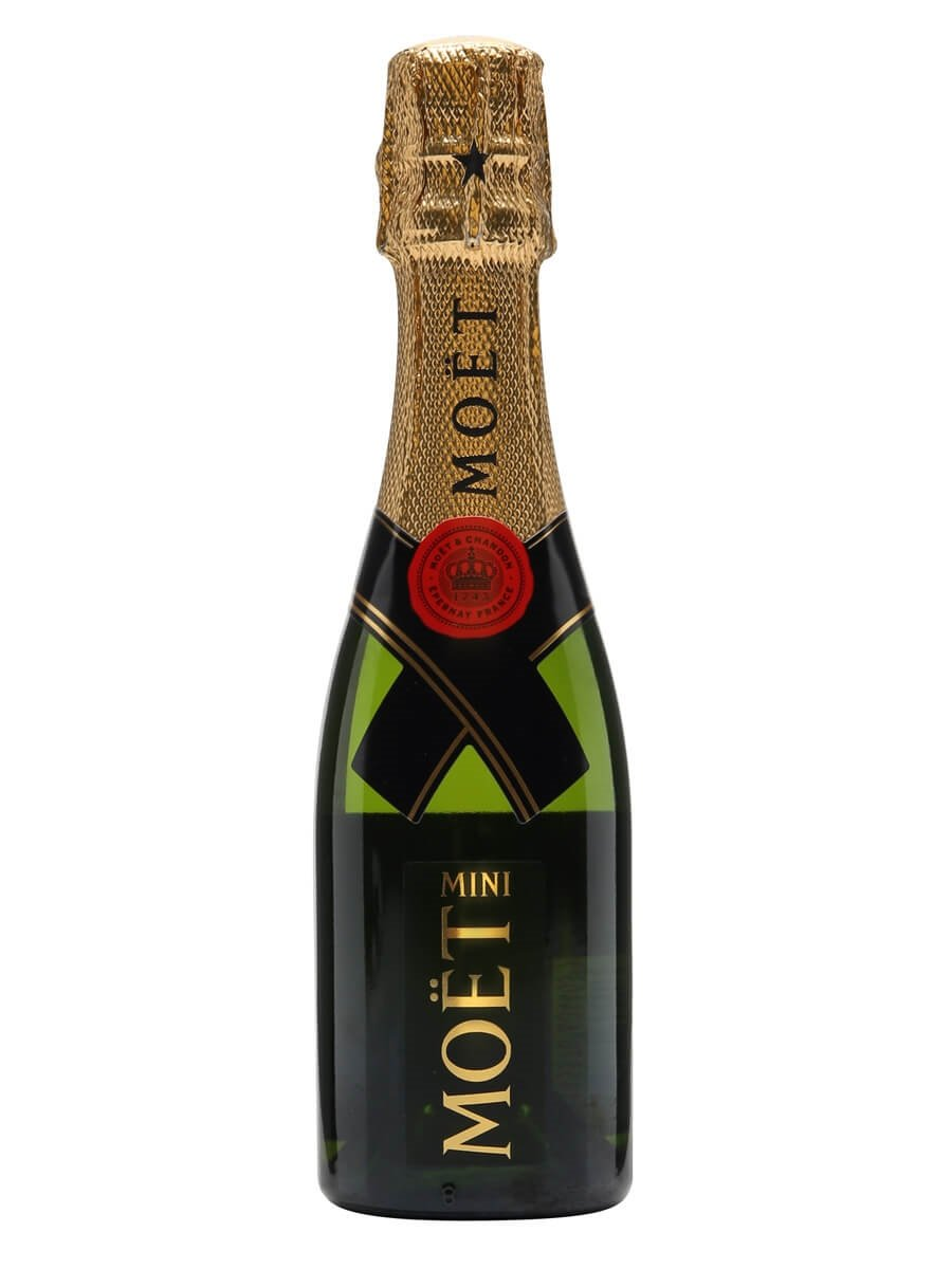 a89bcae6868 Moet   Chandon Brut Imperial NV Champagne - Mini Moet   The Whisky ...