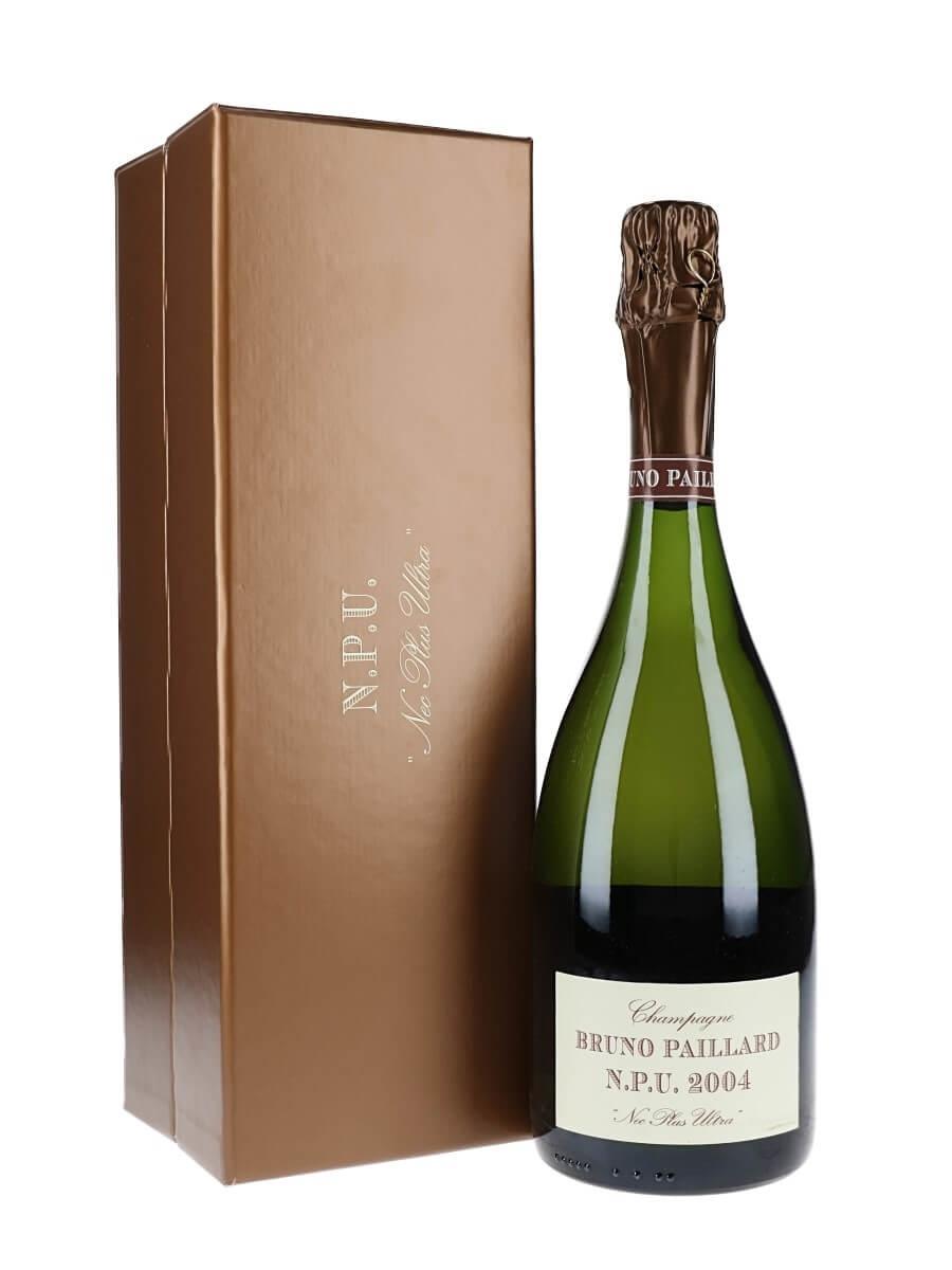 Champagne Bruno Paillard N.P.U. 2004 Extra Brut