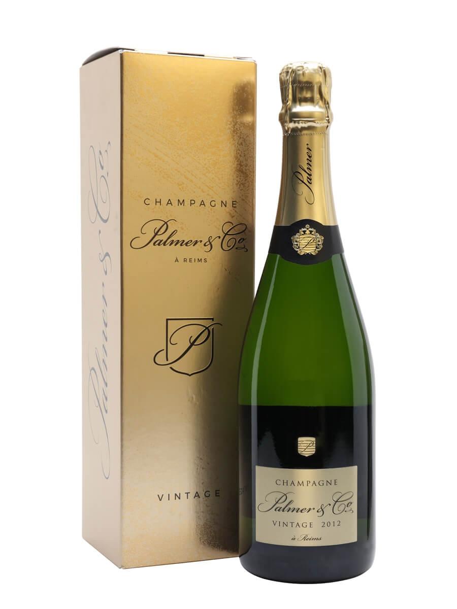 Palmer & Co Vintage 2012 Champagne