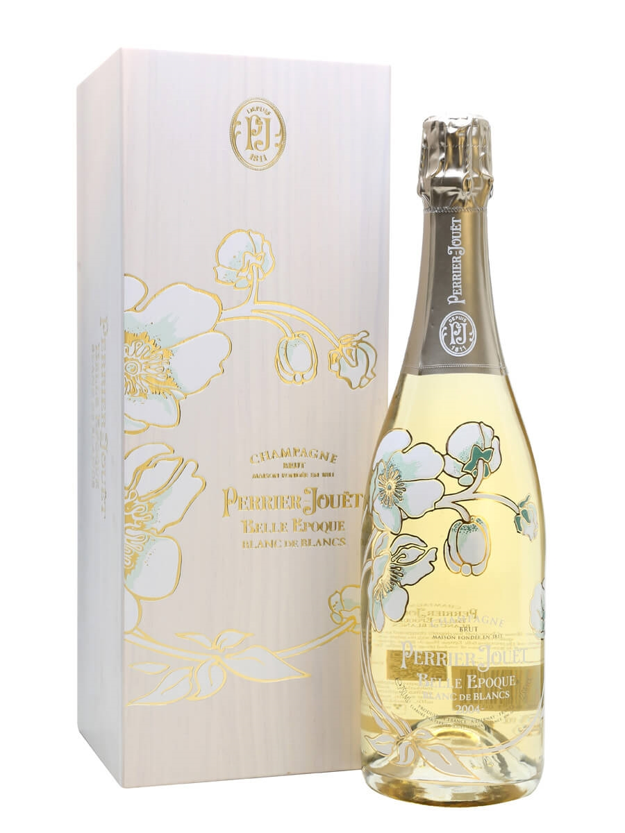 perrier jouet belle epoque blanc de blancs 2004 champagne