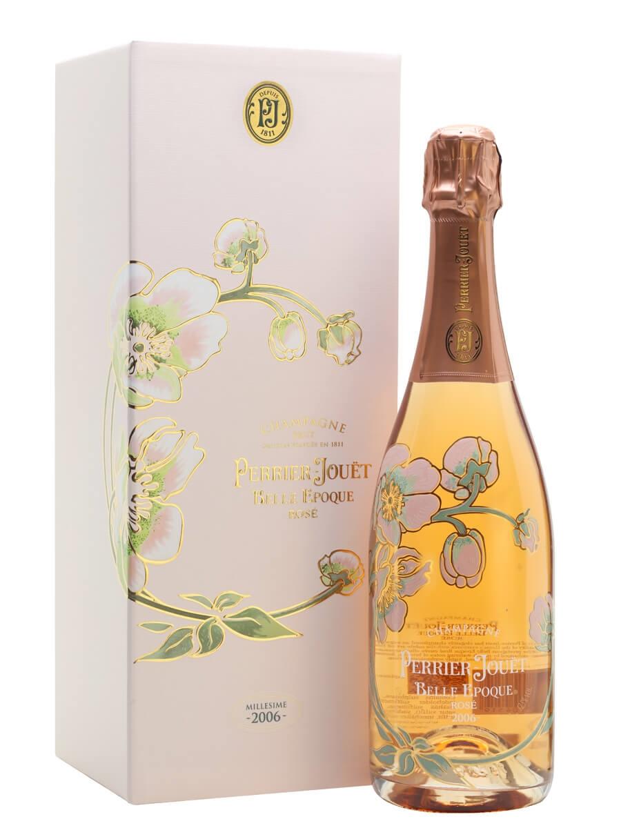 perrier jouet 2006 champagne belle epoque rose the whisky exchange. Black Bedroom Furniture Sets. Home Design Ideas