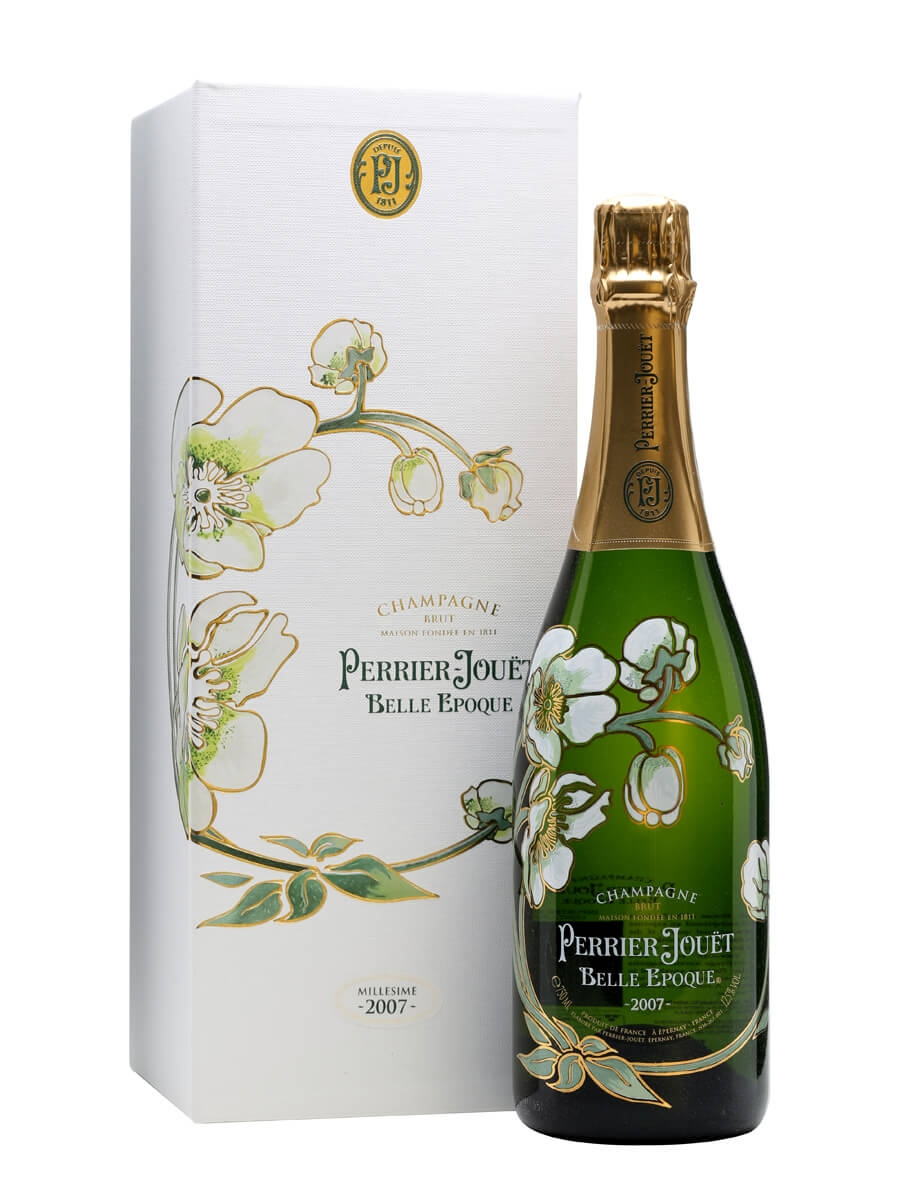Perrier-Jouët 2007 Belle Epoque Champagne / Gift Box