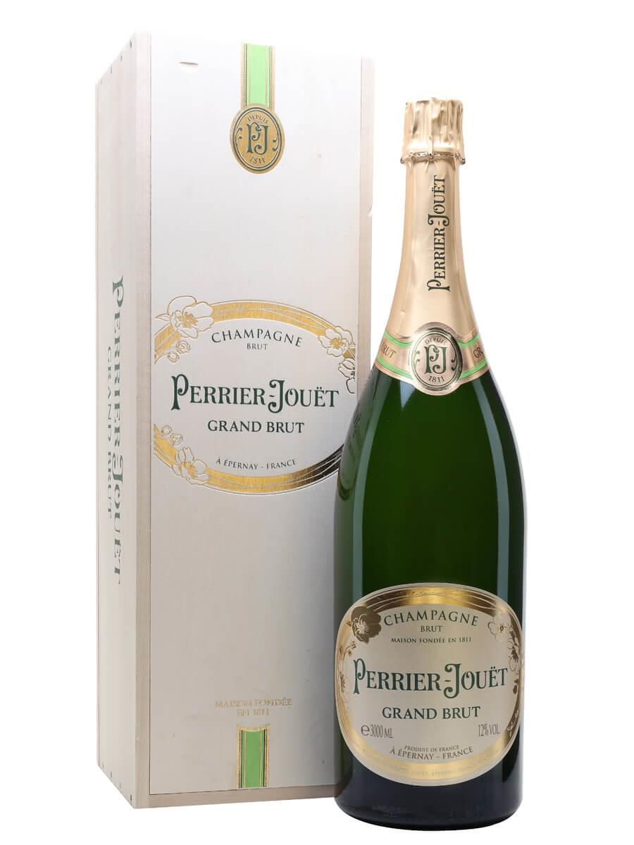Perrier Jouet Grand Brut NV / Jeroboam