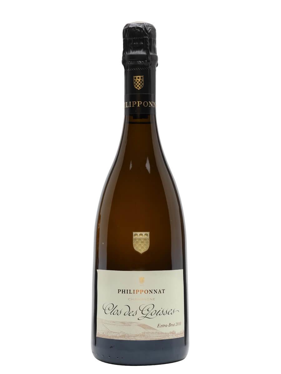 Philipponnat Clos des Goisses 2010 Champagne