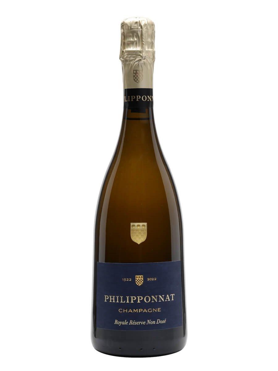 Philipponnat Royale Reserve Non Dose Champagne