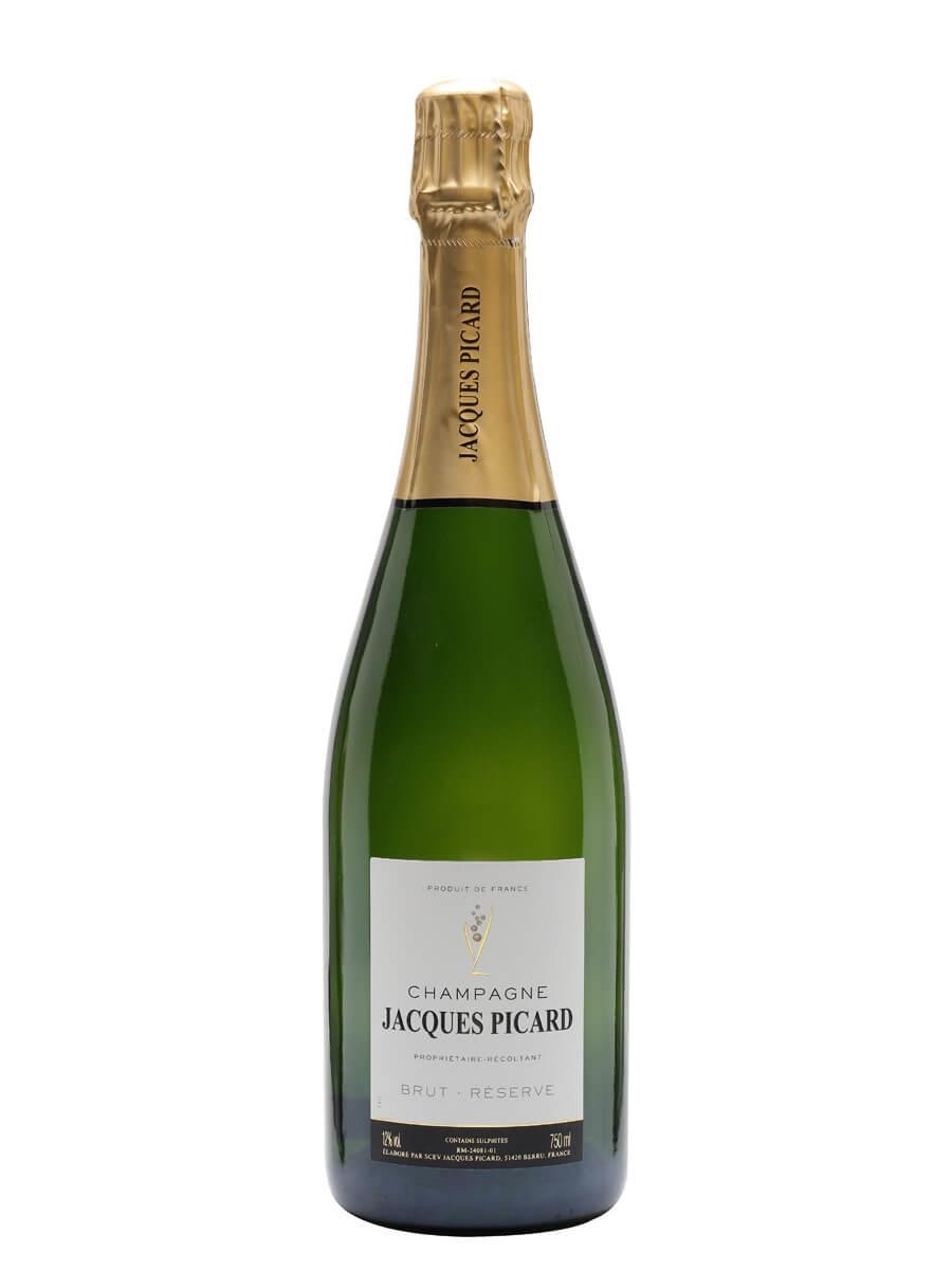 Jacques Picard Brut Reserve NV Champagne