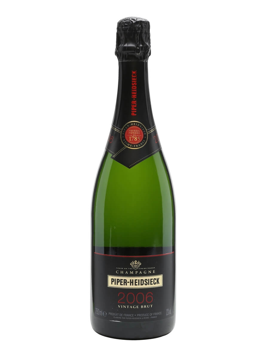 Piper Heidsieck 2006 Vintage Champagne