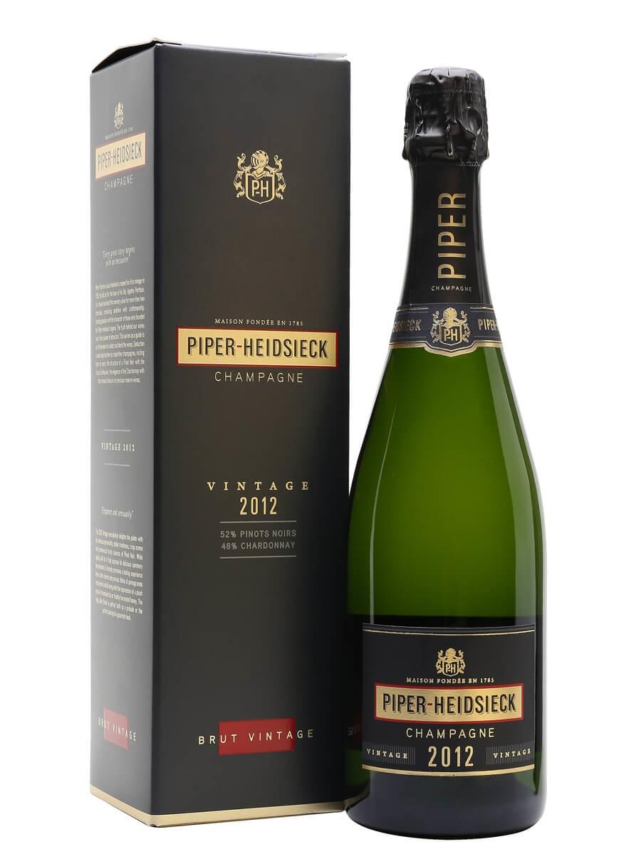 Piper Heidsieck 2012 Vintage Champagne