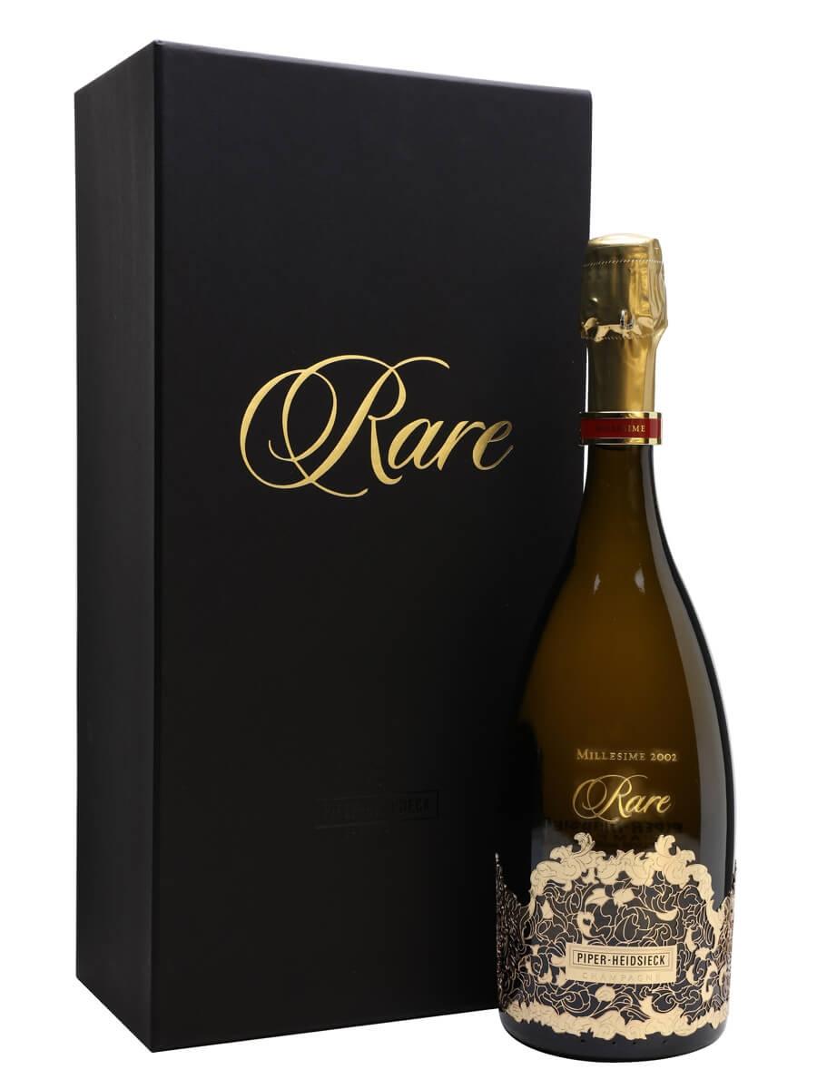 Piper Heidsieck Rare Brut 2002 Champagne